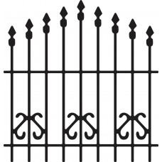 Cheery Lynn Designs Dies - Ornamental Gate