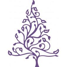 Cheery Lynns Designs Dies - Blowing in the Wind Tree