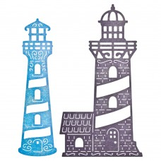 Cheery Lynn Designs Dies - Lighthouse Set