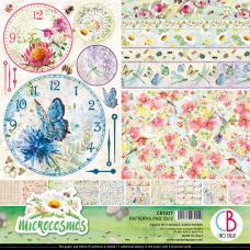 Ciao Bella - Microcosmos 12x12 Patterns Pad