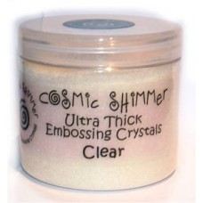 Cosmic Shimmer Clear 200ml Ultra Thick Embossing Crystals