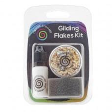 Cosmic Shimmer - Gilding Flakes Kit - Egyptian Gold