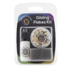 Cosmic Shimmer - Gilding Flakes Kit - Sunlight Speckle