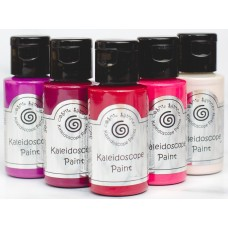 Cosmic Shimmer - Kaleidoscope Paint Set - Berry Burst
