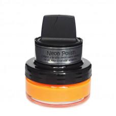 Cosmic Shimmer Neon Polish - Lava Orange