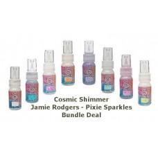 Cosmic Shimmer Pixie Sparkles Bundle Deal