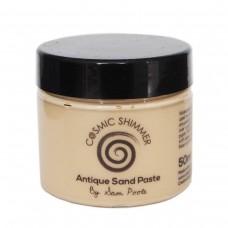 Cosmic Shimmer - Sam Poole Antique Sand Paste - Creamy Mango