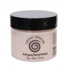 Cosmic Shimmer - Sam Poole Antique Sand Paste - Fading Rose