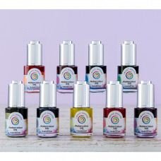 Cosmic Shimmer Pearlescent Watercolour Ink Set