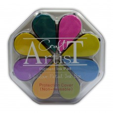 Craft Artist Pigment Ink Petals - Spring