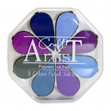 Craft Artist Pigment Ink Petals - Winter