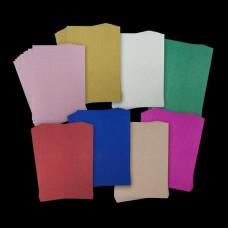 Craft Artist - Double Sided Glitter Card Bundle