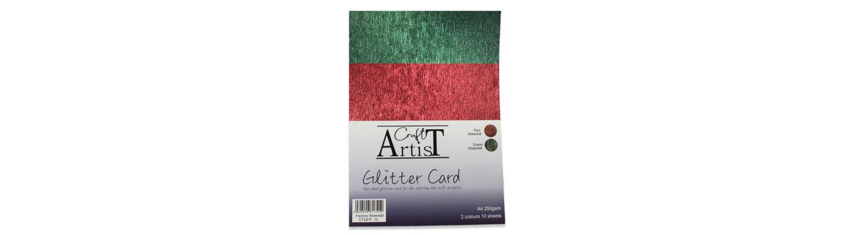 Craft Artist Waterfall Card