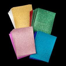 Craft Artist - Waterfall Glitter Card Bundle