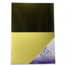 Craft Artist Mirror Card A4 - New Gold