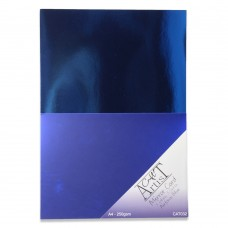 Craft Artist Mirror Card A4 - Airforce Blue