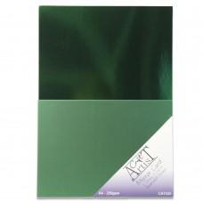 Craft Artist Mirror Card A4 - Emerald Green