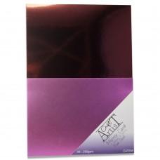 Craft Artist Mirror Card A4 - Pink Opal