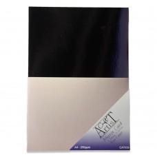 Craft Artist Mirror Card A4 - Rose Copper