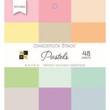 Cardstock Stash Pastel 6 x 6