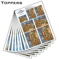 Dennis Lewan Decoupage & Topper Collection
