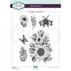 Designer Boutique Collection - Dazzling Sunflower