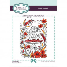 Designer Boutique Collection - Daydream Bunny A6 Clear Stamp Set