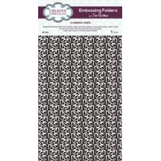 Emboss Folder Large Climbing Vines