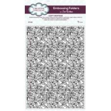 Emboss Folder A4 Leafy Montage