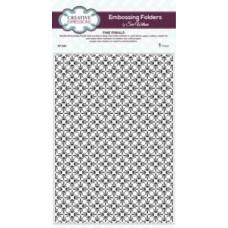 Emboss Folder A4 Fine Finials