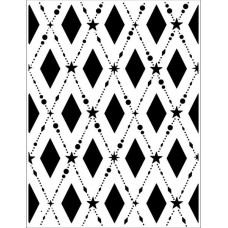 Embossing Folder Tinsel Lattice - DISPATCHING WED 26TH SEPT