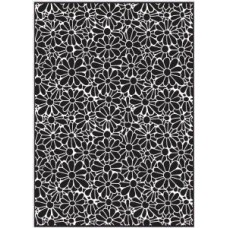 Embossing Folder - Daisy Burst