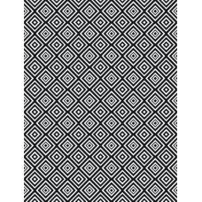 Embossing Folder - Diamond Illusion