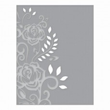 Spellbinders Cut & Emboss Folder - Rose Flourish
