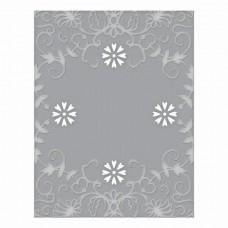 Spellbinders Cut & Emboss Folder - Botanical Frame