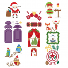 Festive Stitched Collection Bundle