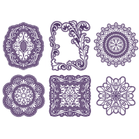 October Collection - Frames & Tags Bundle Three