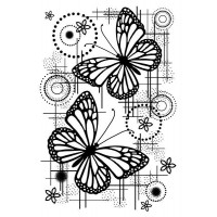 Woodware Clear Singles - Butterfly Dream - DISPATCHING THURSDAY 15th NOVEMBER