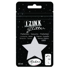 Izink - Superfine Glitter - Nacre (Clear)