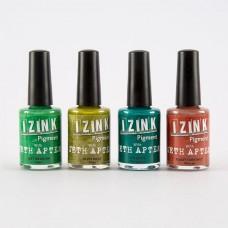 Izink Pigment Inks - Naturals