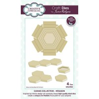 Jamie Rodgers -  Canvas Collection - Hexagon
