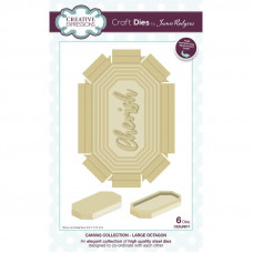 Jamie Rodgers - Canvas Collection - Large Octagon Craft Die