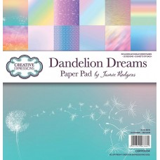 Jamie Rodgers - Dandelion Dreams 8 x 8 Paper Pad