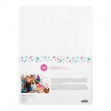 Spellbinders - Jane Davenport - Canvas Journal Art Essentials