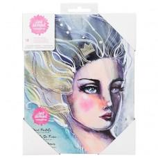 Spellbinders - Jane Davenport - Power Pastels Art Essentials