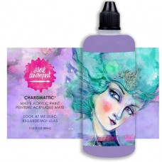 Jane Davenport by Spellbinders - Charismattic Acrylic Paint - Look At Me Lilac