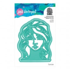 Jane Davenport by Spellbinders - Tousled Etched Die