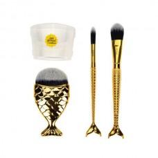 Spellbinders Jane Davenport Mermalicious Brush Set
