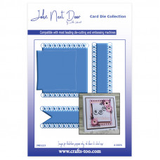 John Next Door Card Die Collection - Firth Park Tags