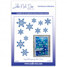 John Next Door - Christmas Collection - Twinkling Snowflakes